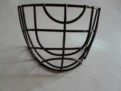 Euro Hockey field outdoor sports mask steel cage face guard